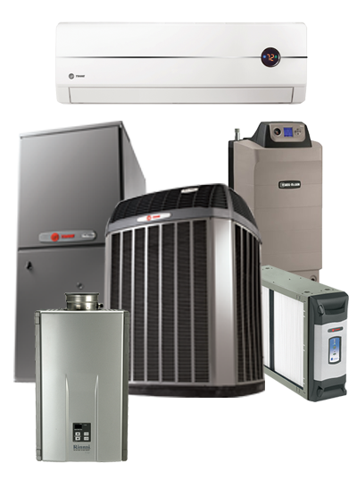 Comfort Doctor carries high efficiency heating, air conditioning, and plumbing systems to keep you comfortable all year round! Call us today!