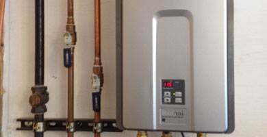 Rinnai tankless water heaters are incredibly powerful and efficient water heating systems.