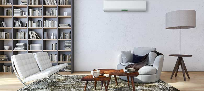 Ductless Mini splits are incredibly efficient heating and cooling systems.